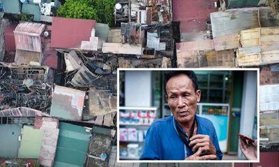 Vụ cháy nhà trọ, 2 người chết ở Hà Nội: Ông Hiệp