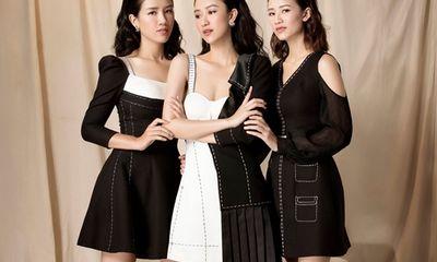 Lộ diện 2 cô em gái xinh đẹp của Á hậu Hà Thu