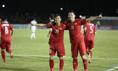 Video: Highlights bán kết AFF Cup 2018 Việt Nam - Philippines 2 - 1