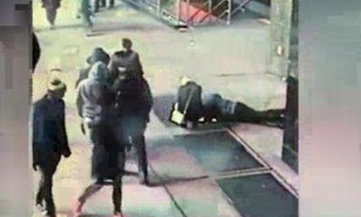 Video: Đang cầu hôn bạn gái, chàng trai đánh rơi nhẫn kim cương xuống cống