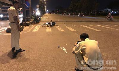 Truy tìm xe cấp cứu gây tai nạn, chở nạn nhân đi