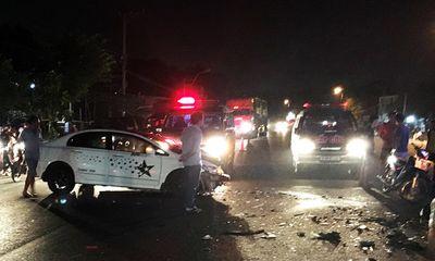 Tin tai nạn giao thông mới nhất ngày 10/12/2018: Xe khách tông nhau, nhiều người la hét kêu cứu