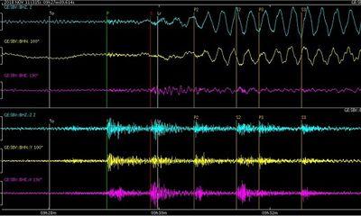 Cơn địa chấn bí ấn khiến thế giới rung lắc gần 20 phút, sau gần một tháng vẫn không thể giải thích