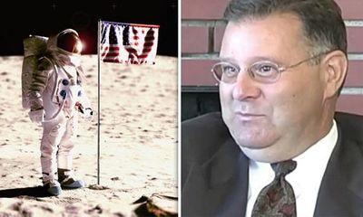 Cựu phi công Mỹ tuyên bố nhìn thấy cấu trúc ngoài hành tinh tuyệt mật trên Mặt Trăng