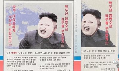 Hãng mỹ phẩm Hàn Quốc sử dụng hình ảnh ông Kim Jong-un gây tranh cãi