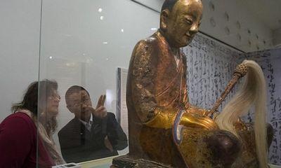 Hà Lan từ chối trả tượng Phật chứa xác ướp cho dân làng Trung Quốc