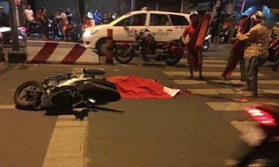 Những tai nạn giao thông đáng tiếc trong đêm đi