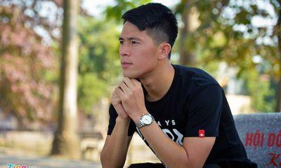 Bị loại khỏi danh sách triệu tập Asian Cup 2019, Đình Trọng nói lời khiến cả triệu người hâm mộ tiếc nuối