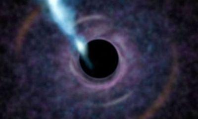 Giải mã bí ẩn không gian: Tại sao hố đen không nuốt cả vũ trụ?