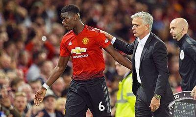 """Pogba sắp nhận án phạt nặng vì """"chế giễu"""" Mourinho"""