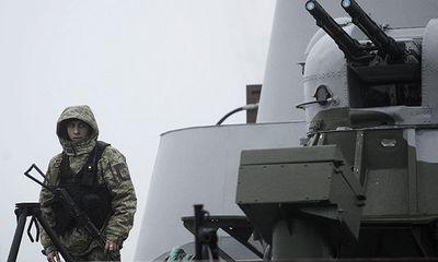 Nga doạ sẽ đáp trả nếu Mỹ hiện diện quân sự quá mức tại Ukraine