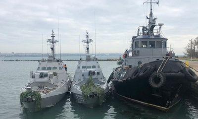 Ông Putin: Tổng thống Ukraine đang đẩy các thuỷ thủ trên tàu chiến 'vào nguy hiểm'