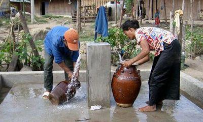 Ninh Thuận được hưởng lợi về nước sạch và vệ sinh nông thôn