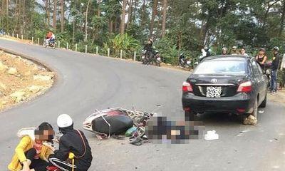 Tin tai nạn giao thông mới nhất ngày 25/12/2018: Đôi nam nữ đi xe tay ga gặp nạn khi đổ đèo Tam Đảo