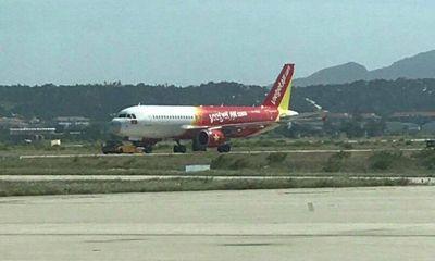 Vụ máy bay Vietjet hạ cánh nhầm đường băng tại Cam Ranh: Đình chỉ tổ bay
