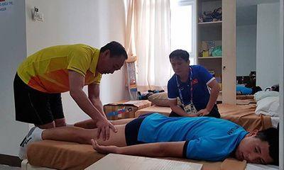 Bác sĩ tiết lộ thông tin bất ngờ về chấn thương của Đình Trọng