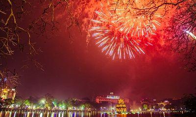 Hà Nội có bắn pháo hoa vào dịp Tết Dương lịch 2019 không?