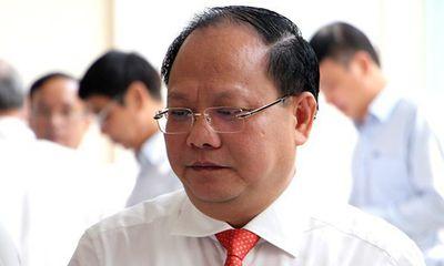Bị cách chức Phó Bí thư Thường trực Thành ủy, ông Tất Thành Cang còn lại gì?