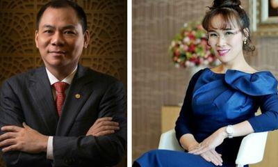 Chân dung 2 tỉ phú Việt Nam góp mặt trong danh sách những người giàu nhất thế giới của Forbes
