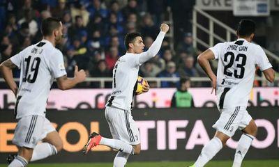 Lịch thi đấu bóng đá Serie A đêm nay 29/12: Ronaldo có thể cùng