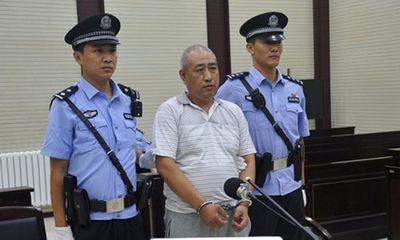 Ác nhân 54 tuổi cưỡng hiếp và giết hại 11 phụ nữ trẻ tại Trung Quốc bị tử hình
