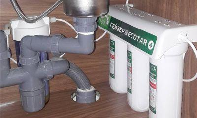 """Máy lọc nước gia đình – """"Cứu tinh"""" của nguồn nước ô nhiễm"""