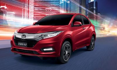 Những giải thưởng lớn khẳng định sức hút toàn cầu của Honda HR-V