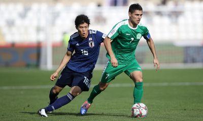 Highlights ASIAN Cup 2019: Nhật Bản thắng nghẹt thở Turkmenistan 3-2