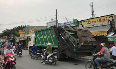 Tin tai nạn giao thông mới nhất ngày 16/1/2019: Va chạm với xe chở rác, 2 thanh niên tử vong