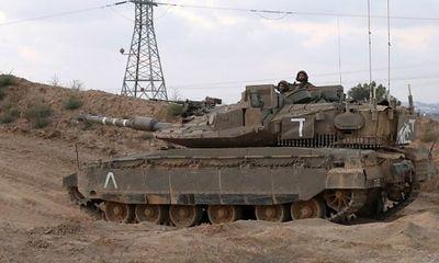 Israel điều tra sự cố nghiêm trọng: Tổ lái ngủ gật để xe tăng tự chạy hàng trăm mét