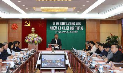 Ủy ban Kiểm tra Trung ương xem xét, thi hành kỷ luật Đại tá Đỗ Minh Tân và Phó ban Dân vận tỉnh Quảng Nam