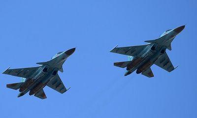 Vì sao 2 máy bay ném bom Su-34 của Nga đâm nhau giữa không trung?