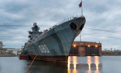 Nga chuẩn bị thử nghiệm 'siêu pháo đài nổi' từ thời Liên Xô sau khi nâng cấp