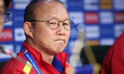 HLV Park Hang Seo tiết lộ