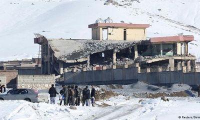 Mỹ vừa tuyên bố rút quân, khủng bố Taliban lập tức sát hại 126 nhân viên an ninh