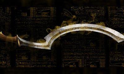 Ai Cập cổ đại: Bí ẩn sức mạnh thanh kiếm Khopesh tạo nên cả một đế chế