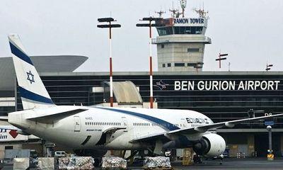 Syria dọa đánh bom sân bay Ben Gurion của Israel