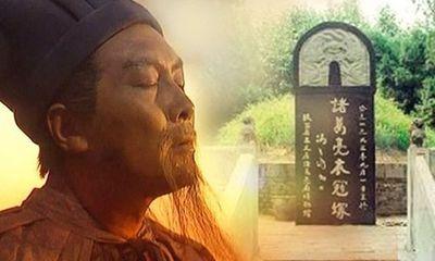 Tam quốc diễn nghĩa: Huyền thoại về ngôi mộ Khổng Minh