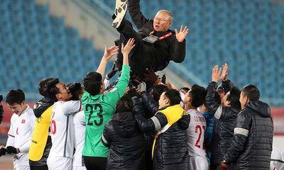 Asian Cup 2019: Chiều nay (26/1) đón thầy trò HLV Park Hang-seo về Việt Nam