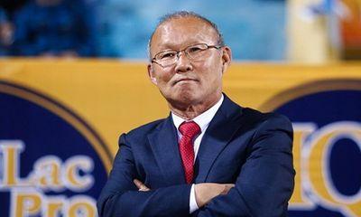 Sau thành công với tuyển Việt Nam, VFF vẫn chưa tính chuyện nâng lương cho HLV Park Hang Seo