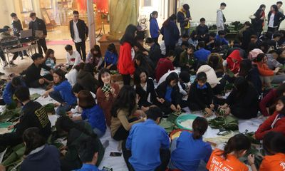 Trường Đại học Kinh doanh và Công nghệ Hà Nội tổ chức Chương trình