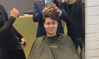 Chuẩn bị đón Tết, Công Phượng và loạt cầu thủ tuyển Việt Nam đồng loạt làm điều bất ngờ