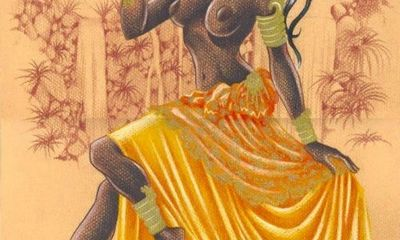 5 nữ thần đại diện cho tình yêu và sắc đẹp trong thần thoại thế giới
