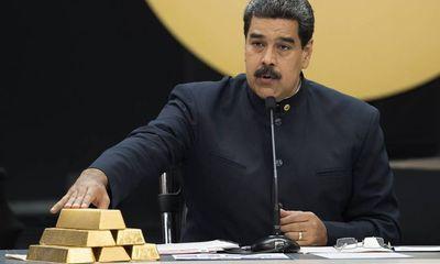 Venezuela yêu cầu trả lại 31 tấn vàng và phản ứng bất ngờ của Anh