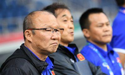 Phút trải lòng hiếm hoi của thầy Park về thời điểm bị chỉ trích vì để thua Iraq, Iran tại Asian Cup 2019