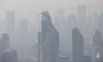 Ô nhiễm không khí trầm trọng, Thái Lan buộc phải đóng cửa 437 trường học