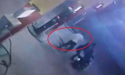 Truy bắt khẩn cấp hung thủ giết nhân viên cây xăng, cướp tài sản rạng sáng 30 Tết