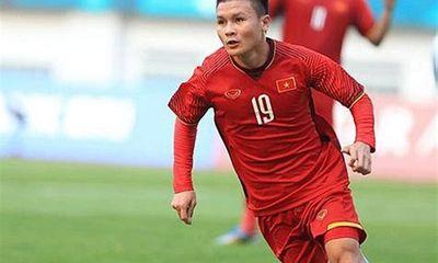"""Pha đá phạt """"thần sầu"""" của Quang Hải đoạt giải bàn thắng đẹp nhất Asian Cup 2019"""
