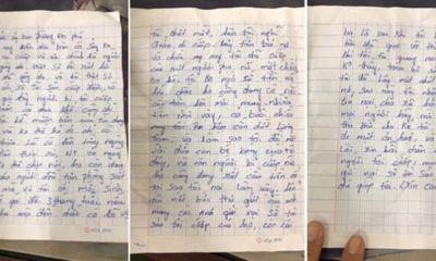 Vụ tên cướp gửi thư xin lỗi, trả lại 100 triệu đồng: Công an vẫn đang truy tìm