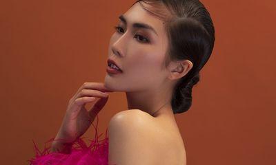 Tường Linh tự tin với vẻ đẹp tự nhiên, kiên quyết không can thiệp thẩm mỹ
